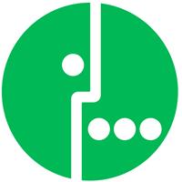 Логотип компании «МегаФон»