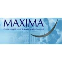 Логотип компании «Максима - Инжиниринговая компания»