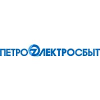 Логотип компании «Петроэлектросбыт»