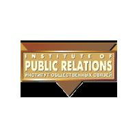 Логотип компании «Институт PR»