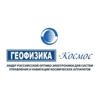 Логотип компании «Геофизика-Космос»