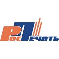 Логотип компании «РосПечать»