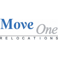 Логотип компании «Move One Relocations»