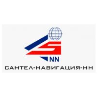Логотип компании «Сантел Навигация - НН»