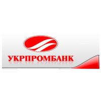 Логотип компании «Укрпромбанк»