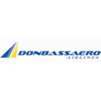 Логотип компании «Донбассаэро»