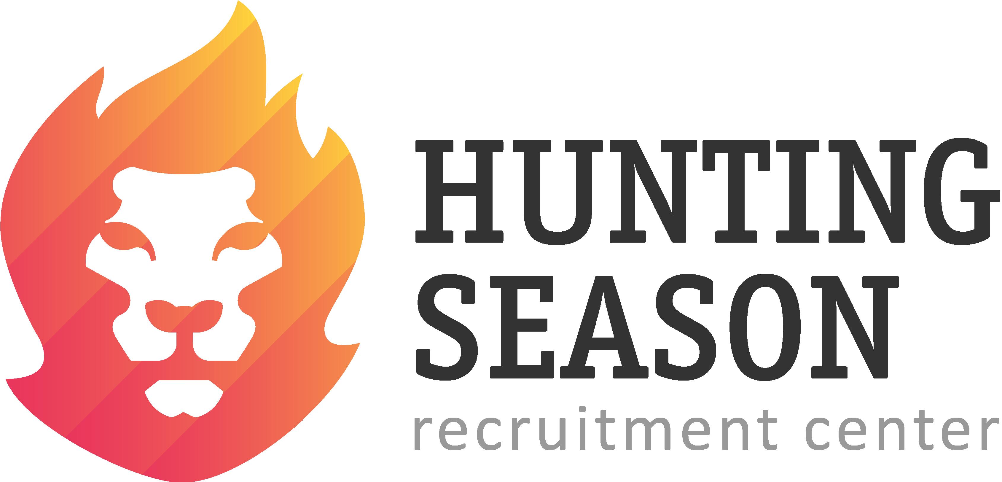 Логотип компании «Hunting season»