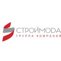 Логотип компании «Строймода»