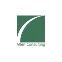 Логотип компании «Allen Consulting»