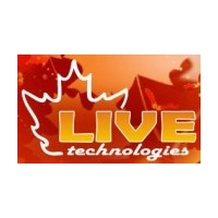 Логотип компании «Живые Технологии»