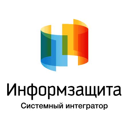 Логотип компании «Информзащита»