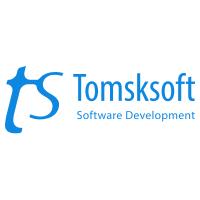 Логотип компании «Томсксофт»