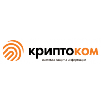 Логотип компании «Криптоком»