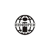 Логотип компании «Инфорес»