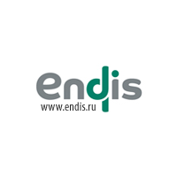Логотип компании «Endis»