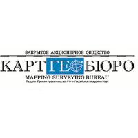 Логотип компании «Картгеобюро»