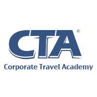 Логотип компании «Corporate Travel Academy»