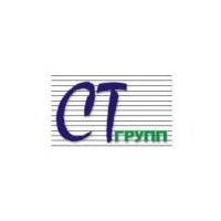 Логотип компании «СТ Групп»