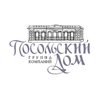 Логотип компании «Посольский Дом»