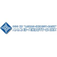 Логотип компании «Алмаз-Инвест-Банк»