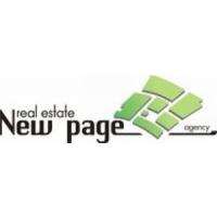 Логотип компании «New Page»