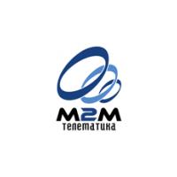 Логотип компании «М2М телематика»