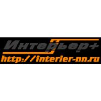 Логотип компании «Интерьер+»