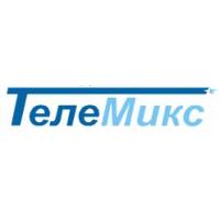 Логотип компании «ТелеМикс»