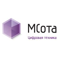 Логотип компании «МСота»