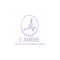 Логотип компании «ЛАМБРЕ»