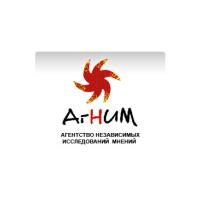 Логотип компании «Агентство Независимых Исследований Мнений (АгНИМ)»