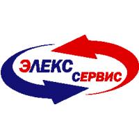 Логотип компании «Элекс-сервис»