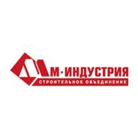Логотип компании «М-Индустрия»