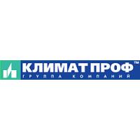 Логотип компании «Климат проф»