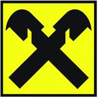 Логотип компании «Райффайзенбанк»