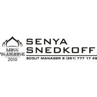 Логотип компании «SENYA SNEDKOFF scout»