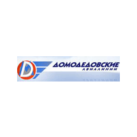 Логотип компании «Домодедовские авиалинии»