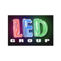 Логотип компании «LED Group»