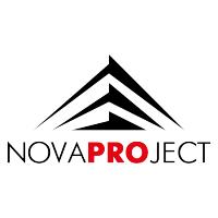 Логотип компании «Новапрожект»