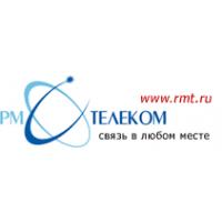 Логотип компании «Р.М.ТЕЛЕКОМ»