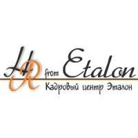 Логотип компании «Кадровый центр Эталон»