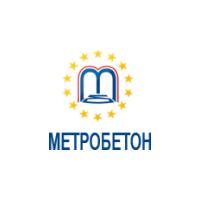 Логотип компании «Метробетон»