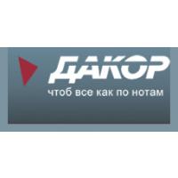 Логотип компании «Дакор»