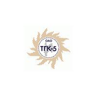 Логотип компании «ТГК-5»