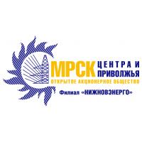 Логотип компании «Нижновэнерго»