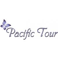 Логотип компании «Pacific Tour»