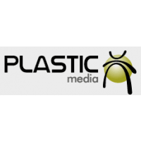 Логотип компании «Plastic Media»