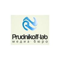 Логотип компании «Медиа бюро Prudnikoff-lab»