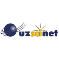 Логотип компании «UzSciNet»