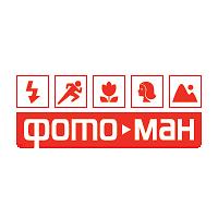 Логотип компании «Фото-ман»